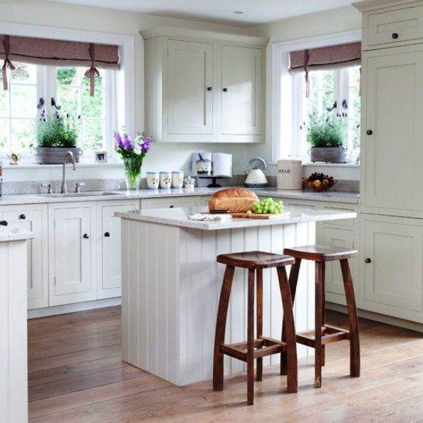 Love The Simplicity Of This Kitchen  Design Ideas  Pinterest Enchanting Kitchen Island Designs Plans Decorating Design