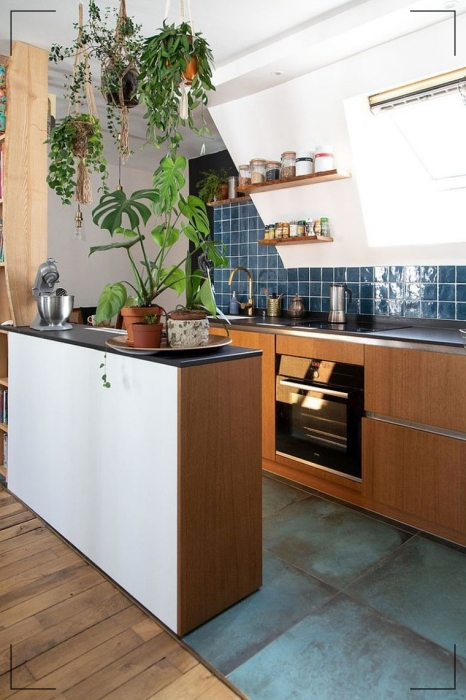 Decoración ecléctica para implementar en tu pequeña cocina – Dale personalidad a tu diseño interior