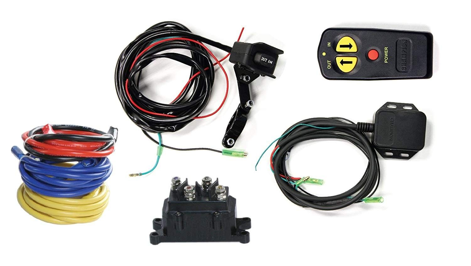 Wiring Order For A Traveller Remote Control Awesome In 2020 Remote Control Remote Winches