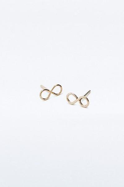 Cute  Kara Yoo - Zarte Ohrringe aus vergoldetem Sterlingsilber mit geometrischen Motiven #earrings #women #covetme #karayoo