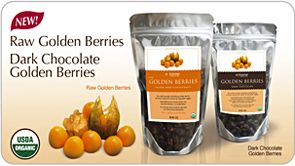 Extreme Health Golden Berries