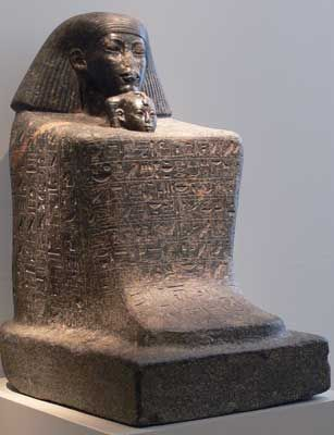 Neferure Statue