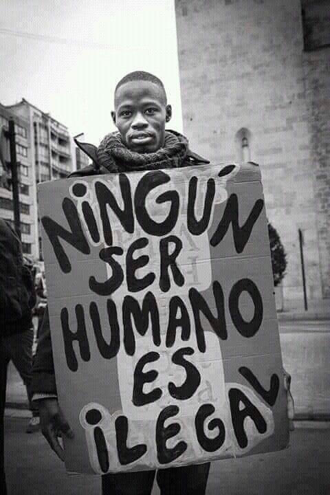 Humanidad Inmigrantes Ilegal Racismo Interculturalidad