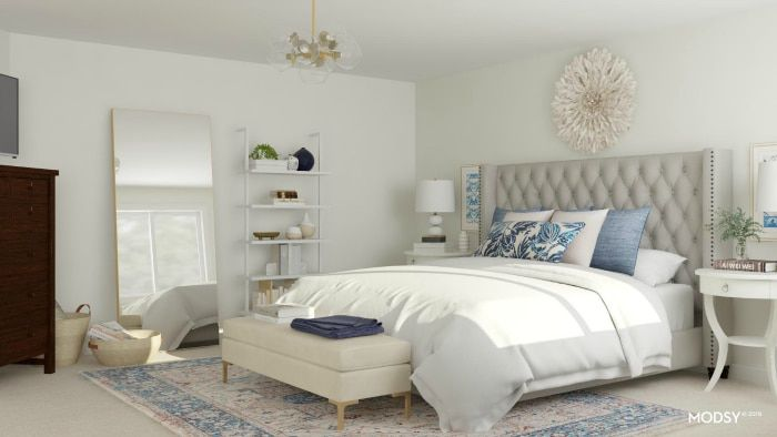 9 Gorgeous Master Bedroom Design Ideas With Virtual 3d Design Small Master Bedroom Contemporary Bedroom Design Bedroom Design