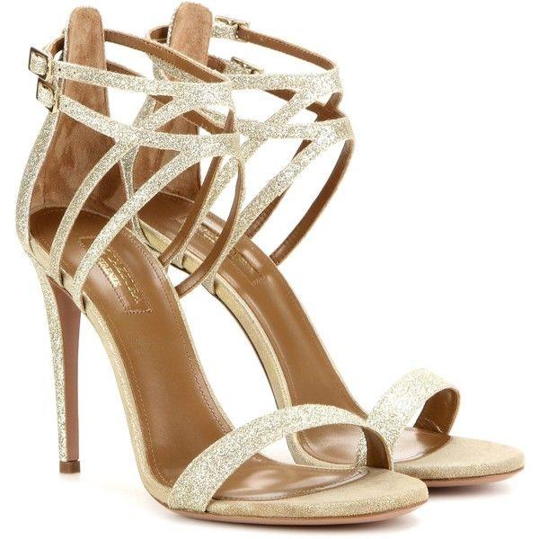 Aquazzura Glitter Sandal Amazon For Sale S9Nd9zl