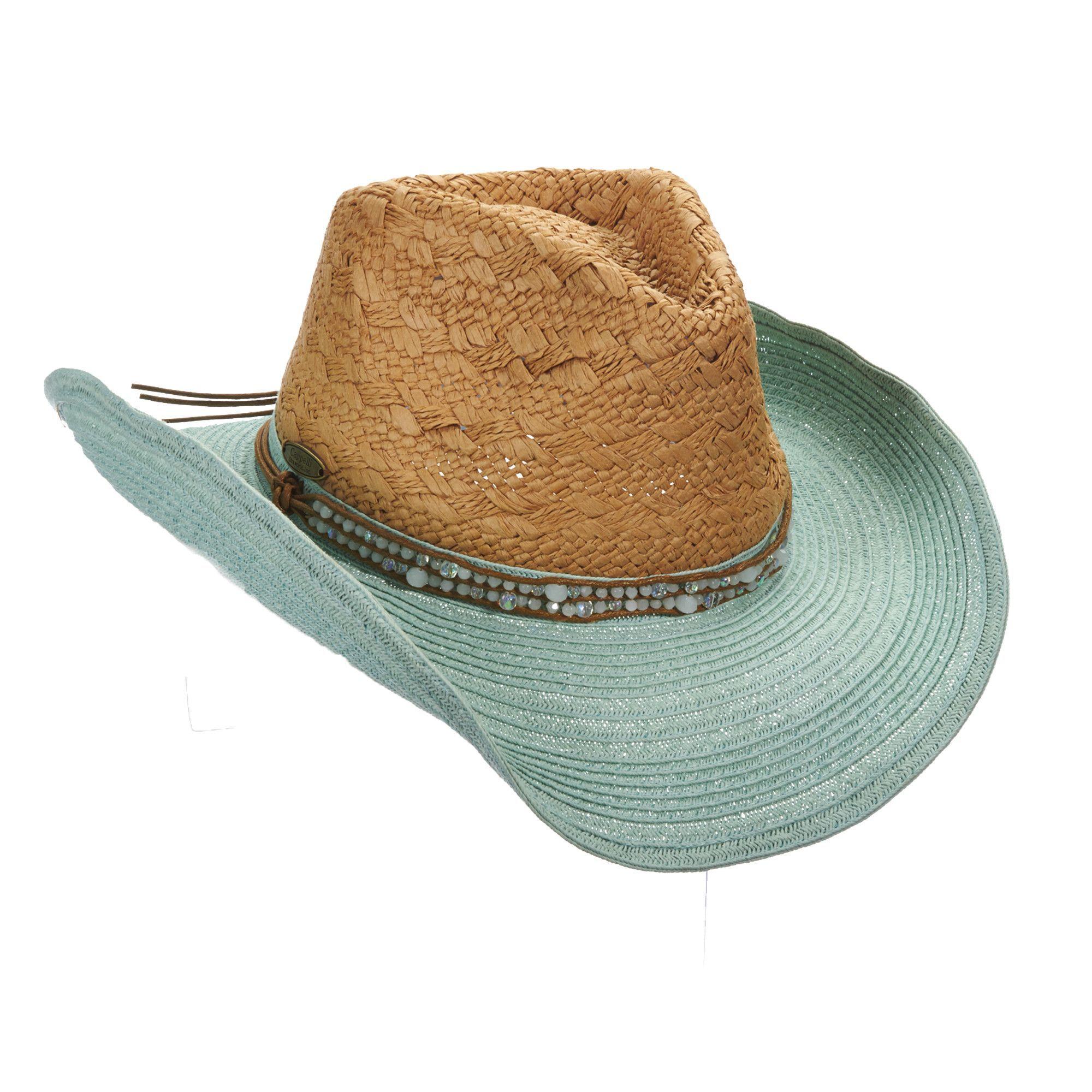7bd6466809c Western Hats Tucson - Parchment N Lead