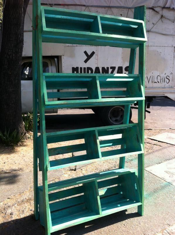repisa huacales Muebles de oficina Pinterest Repisas, Ludoteca