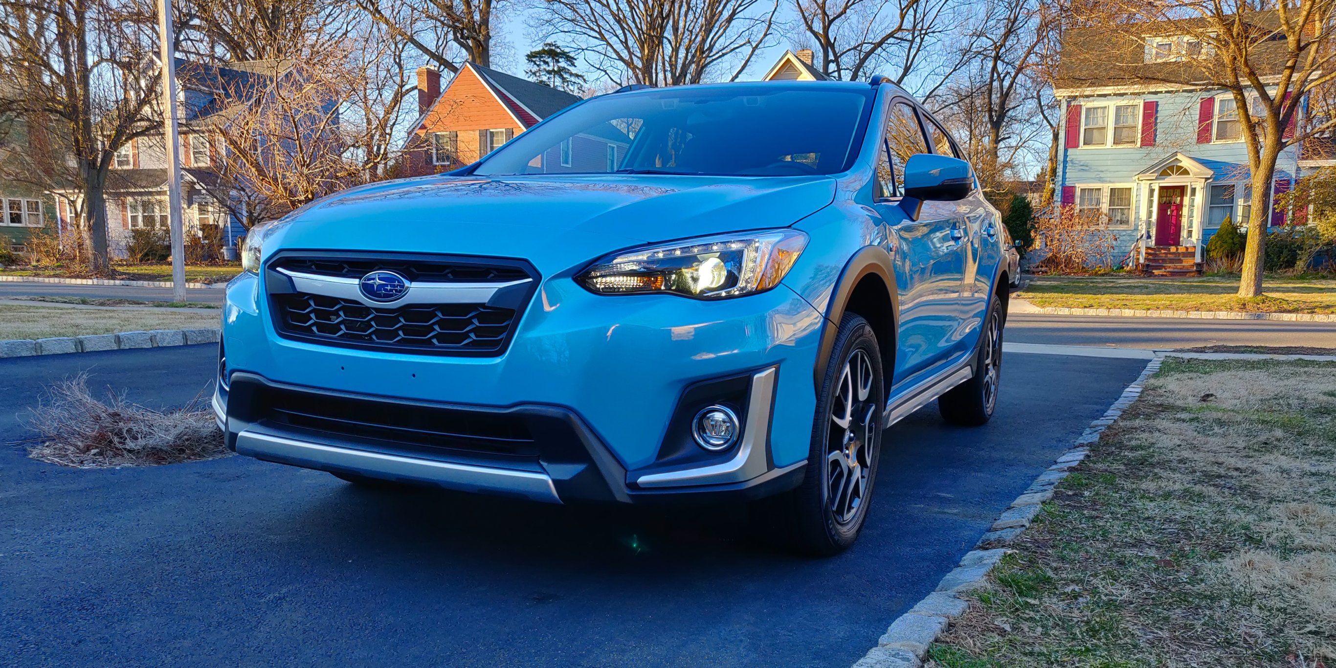 We Drove A 38 000 Subaru Crosstrek Hybrid For A Week And Discovered Its Best Features Subaru Crosstrek Subaru Crossover Suv