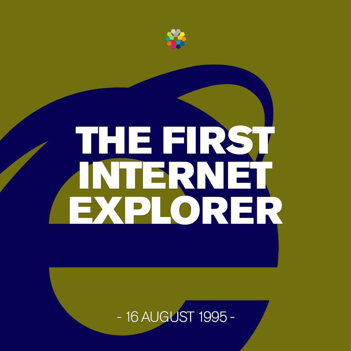 The first version, dubbed Microsoft Explorer
