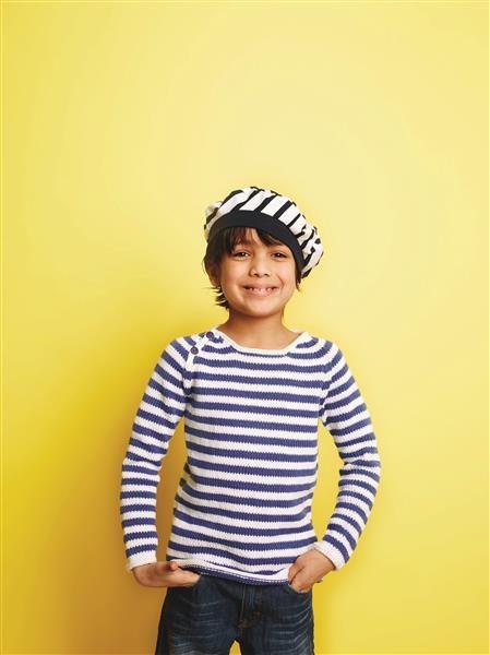1506: Design 3 Seilergenser #Mandarin #bomull #cotton