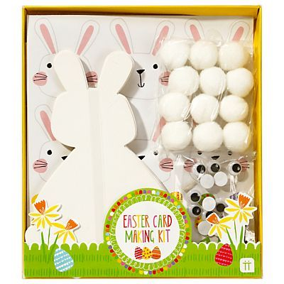 Make your own Easter bunny cards Easter Ideas – Make Your Own Easter Cards