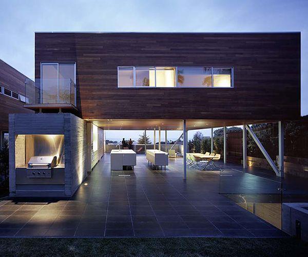 Stilted Houses U2013 2 Stilt Homes Of Wood Clad Design Built For Outdoors