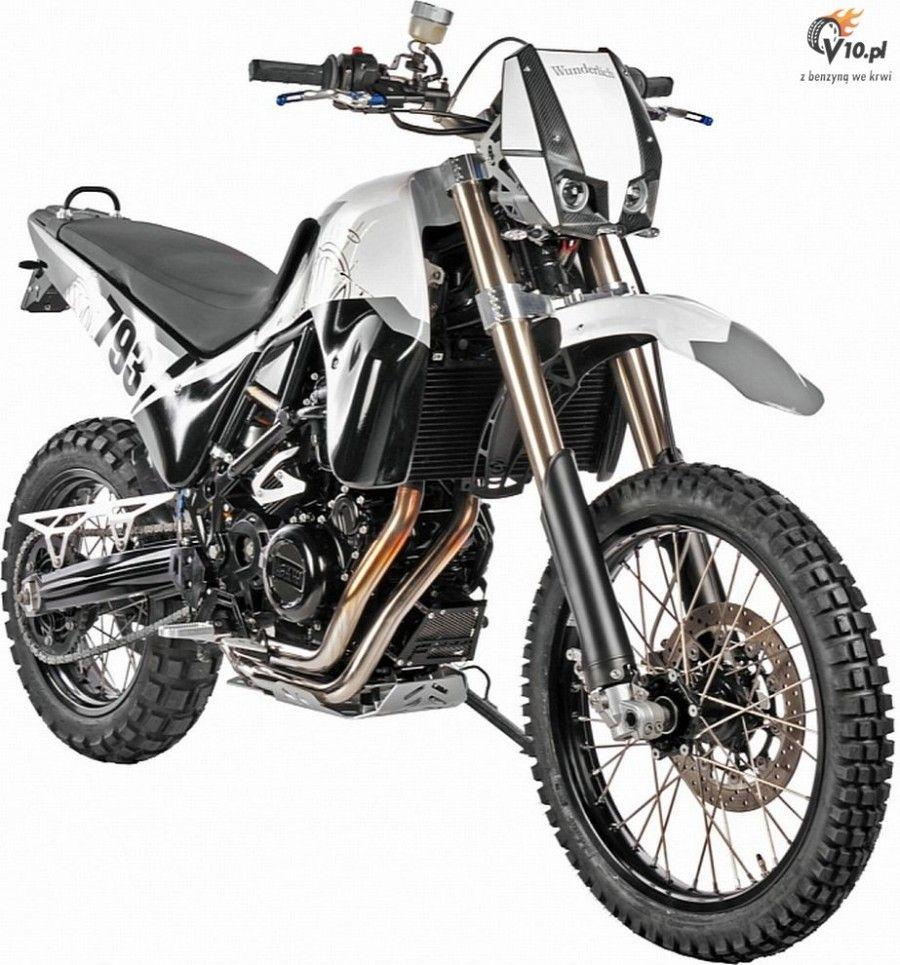 Wunderlich F800GS Light Jacare Custom Adventure Bikes