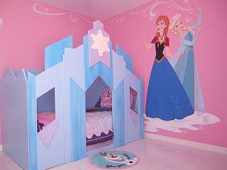 Elsa 039 S Enchanted Escape Newly Renovated For Dec 2014 Theme Rooms Splashpad Holiday Rental In Formosa Kinder Zimmer Eiskonigin Schloss Zimmergestaltung
