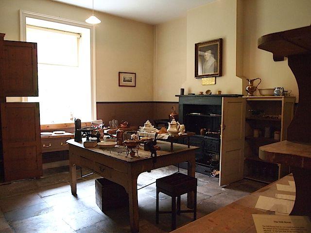 Petworth House Still Room