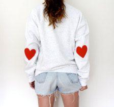 Women in Valentine Fashion - Etsy Valentine's Day