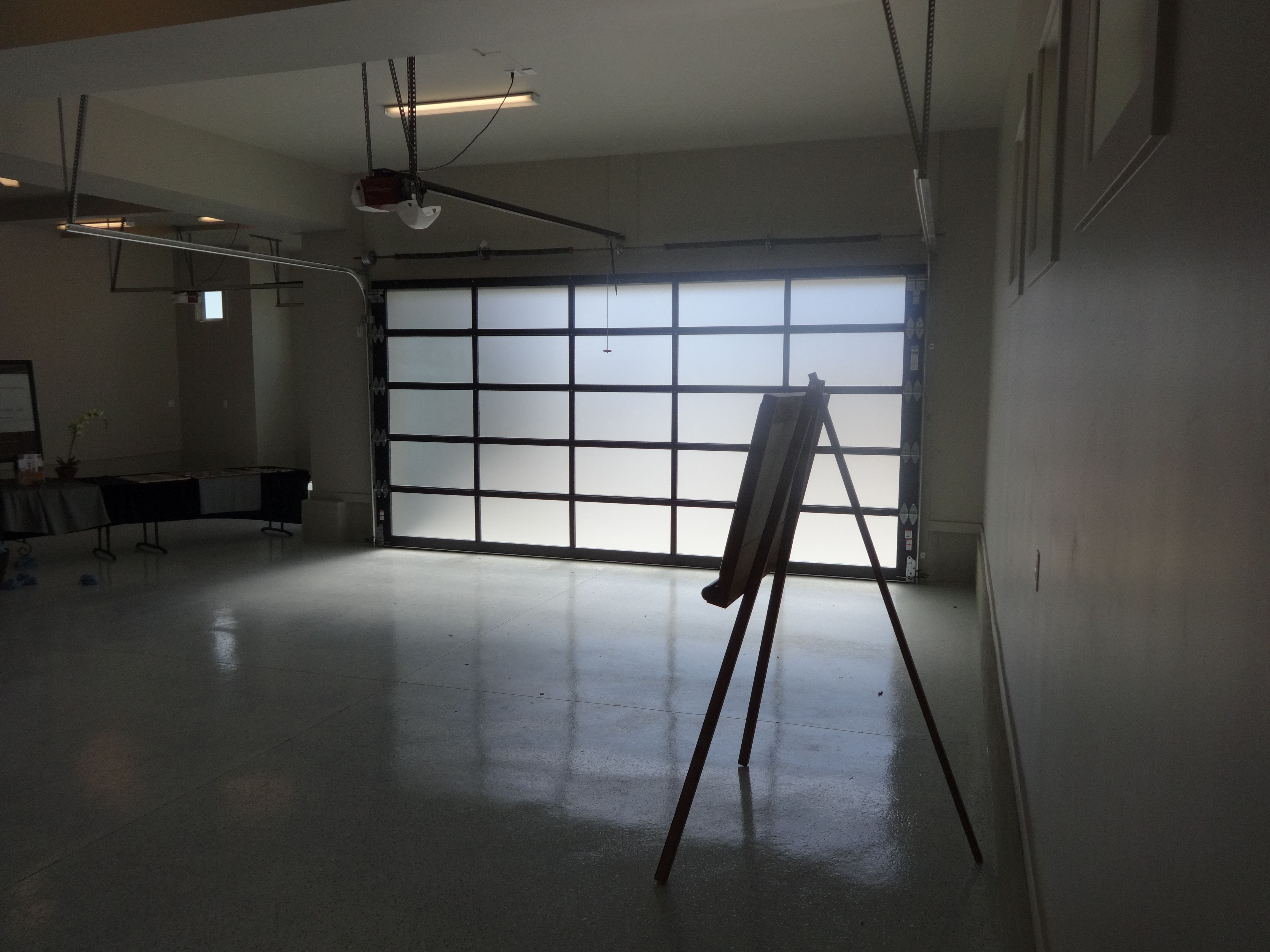 translucent garage door and the cool floor & translucent garage door and the cool floor | Home | Dream Home ...