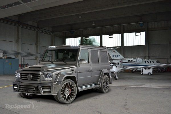 2013 mercedes benz g63 amg gronos by mansory