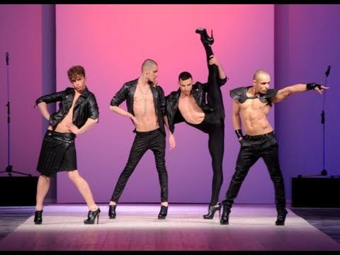 Kazaky Dancing Band: Men in High Heels | Music videos ...
