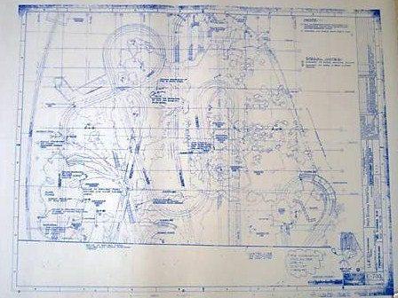 Walt Disney World Big Thunder Mountain Train Ride North Track - fresh blueprint awards winners