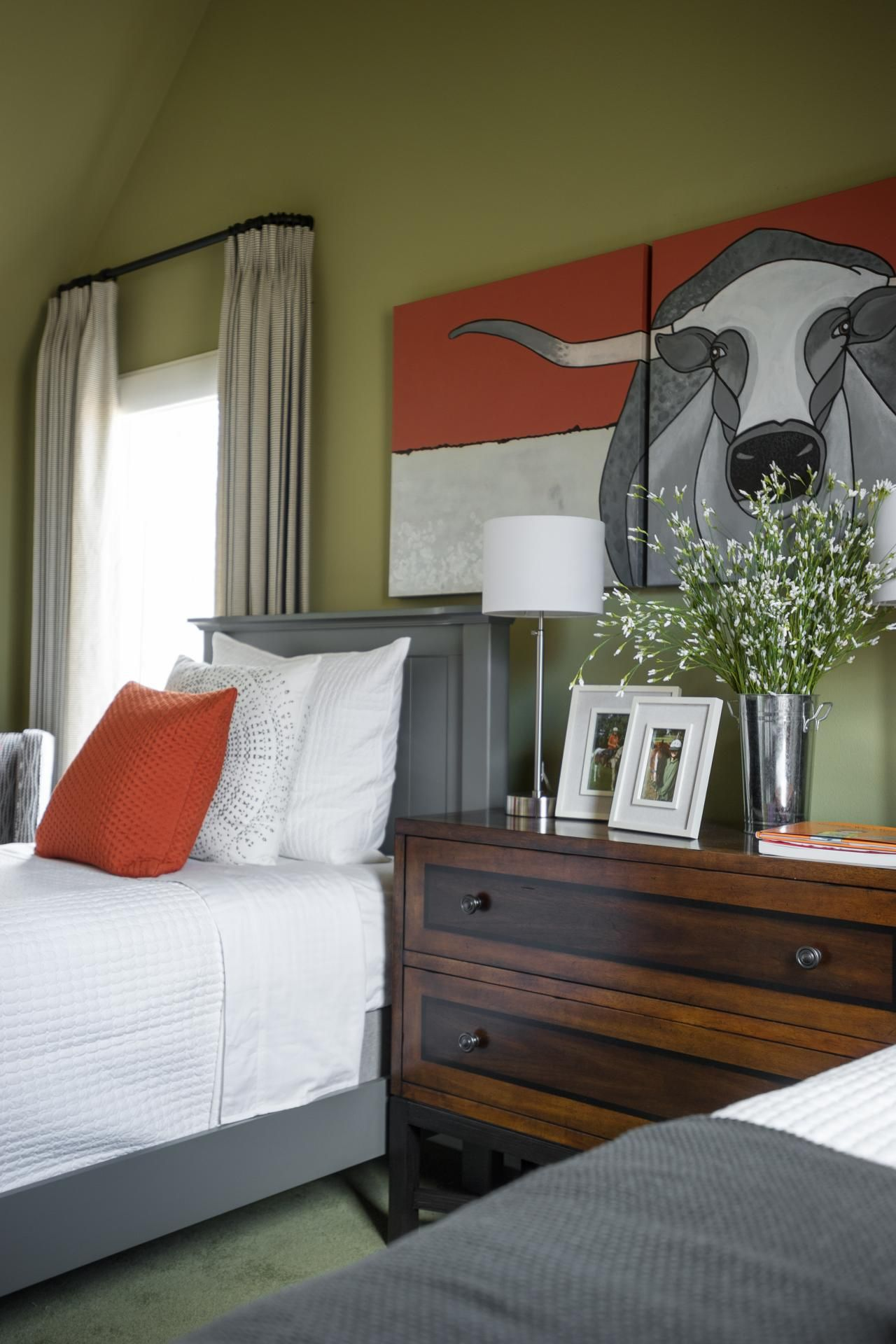 Kids' Bedroom Pictures From HGTV Smart Home 2015