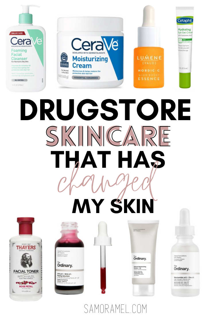 Affordable Skincare Products I Am Currently Using Samoramel In 2020 Affordable Skin Care Affordable Skin Care Routine Skin Care