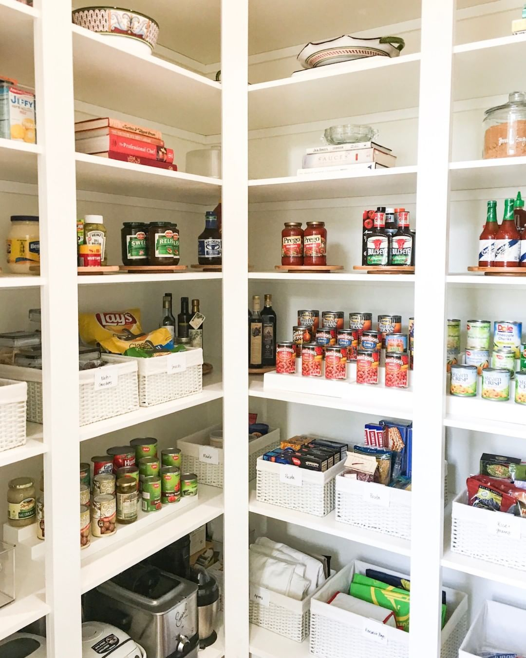 """Life In Jeneral On Instagram: """"When Planning Out A Pantry"""