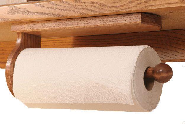 Under Cabinet Paper Towel Holder Solid Oak Under Cabinet Mount Paper Towel Holder Best Paper Towels Wooden Paper Towel Holder Paper Towel Holder Under the counter paper towel holder