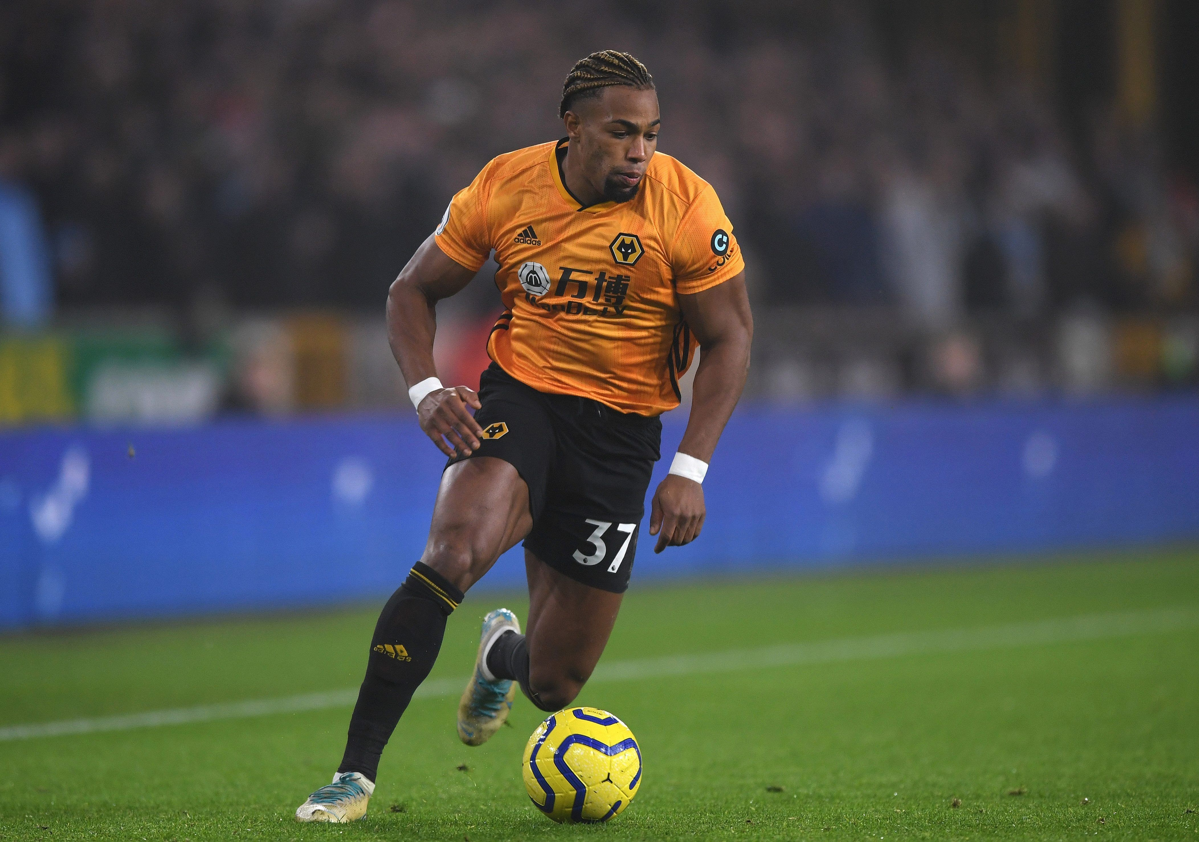 Liverpool Manager Jurgen Klopp Explains Why Wolves Star Adama Traore Is Harder To Defend Against Than Jamie Vardy Em 2020