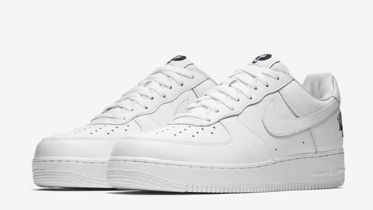 Nike Air Force 1 07 Rocafella | Nike air, Nike air force, Nike