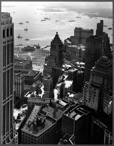 Vintage view of New York harbor.  Old Pics New York City! - Page 3 - SkyscraperCity