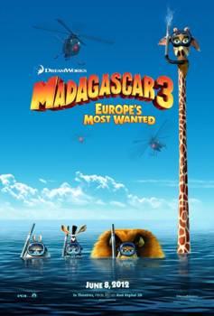 Madagascar 3 Os Procurados Dublado Madagascar Movie Animated Movies Free Movies Online