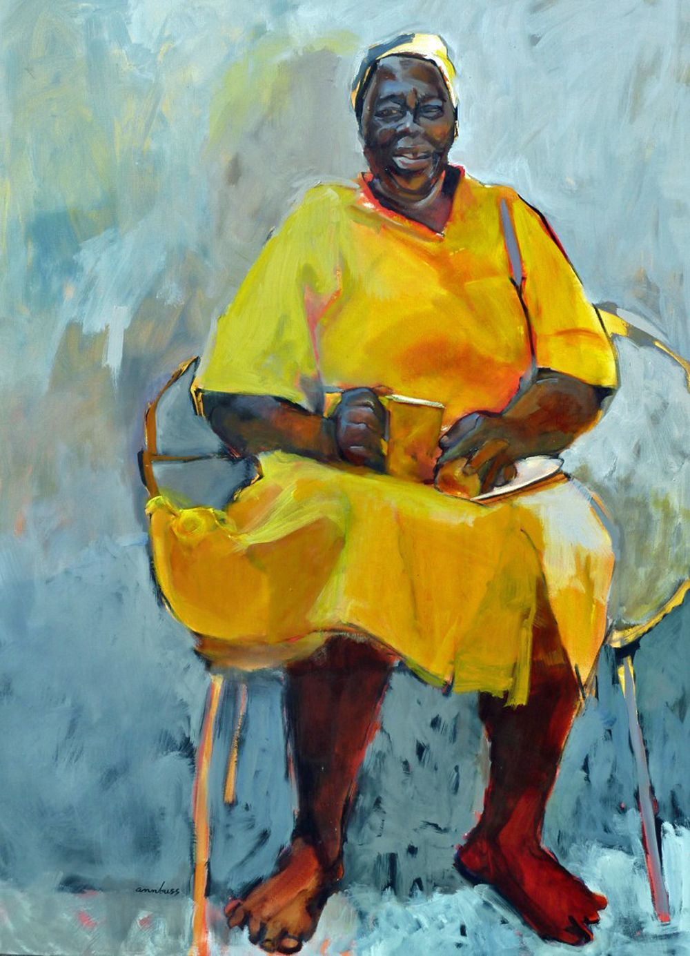 Pin Mary Shepard Artist Figures In Art African Paintings Figurative