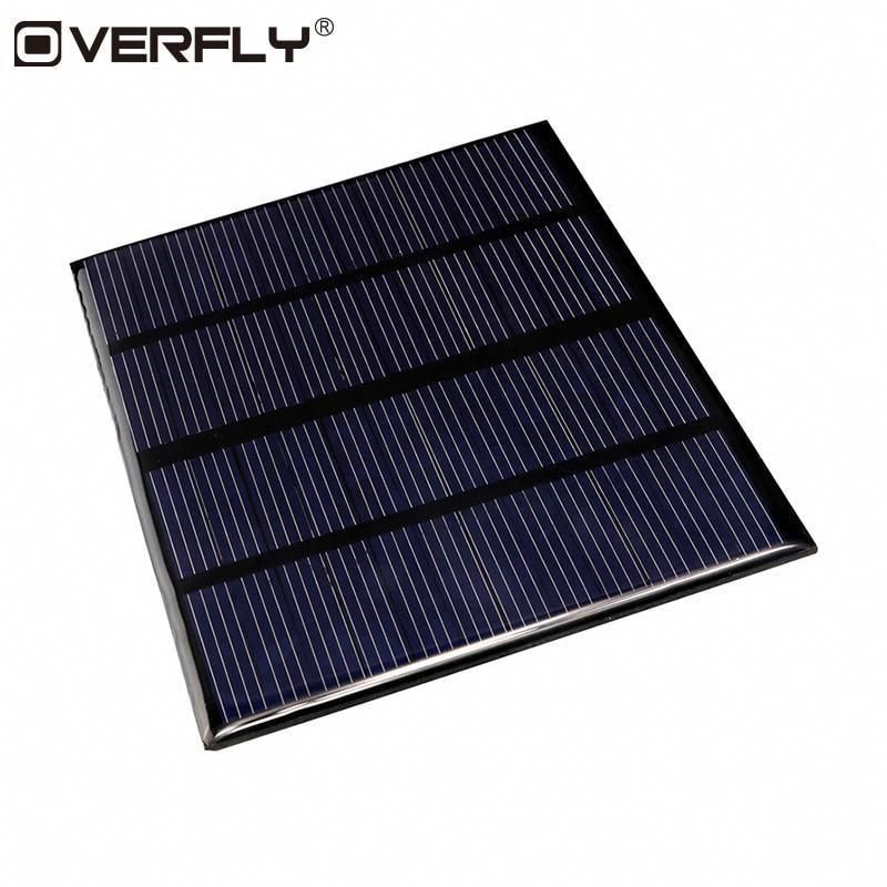 Sold 6850362068 Items Overfly 12v 1 5w Portable Solar Panel Bank Power Panel Solar System Module Diy Light In 2020 Best Solar Panels Solar Panels Solar Energy Panels