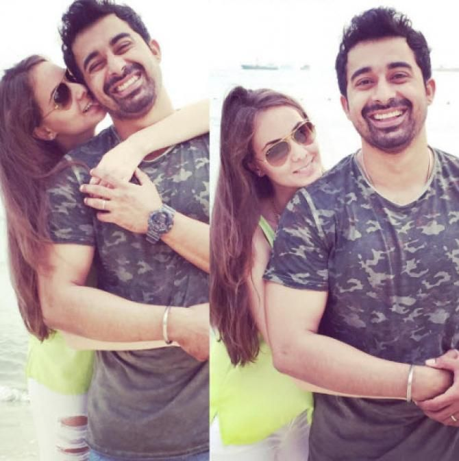 Famous Celebrity Wedding Quotes: Rannvijay Singha Finally Reveals His Daughter's Name With