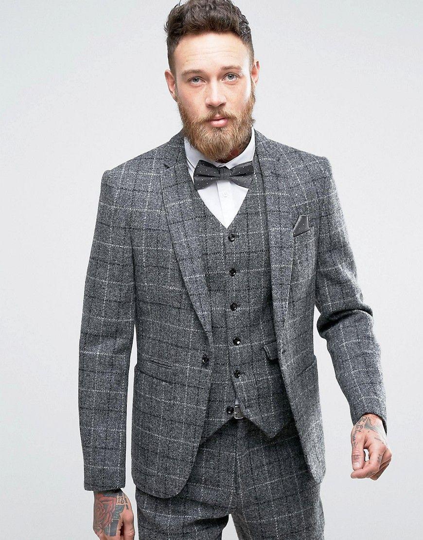 ASOS x Harris Tweed Clothing Collection
