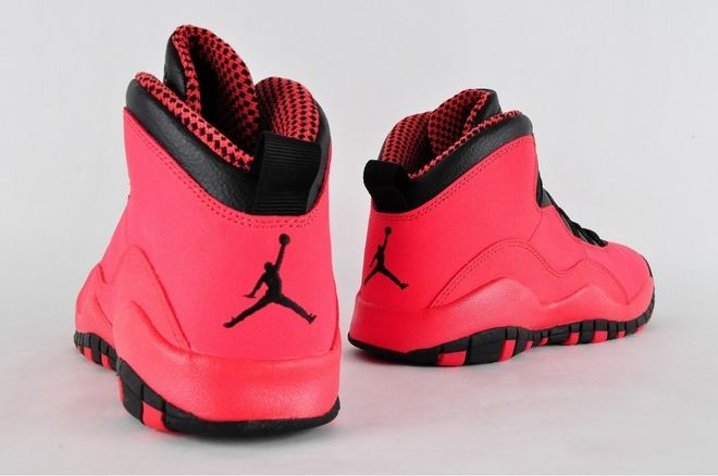 Image for Jordan Shoes For Girls Red TrendShoes