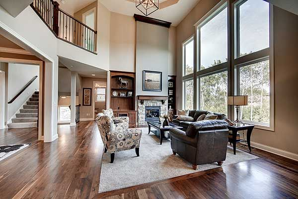 Plan 73330hs Exclusive Craftsman House Plan With Amazing Great Room Great Rooms Craftsman House House Plans