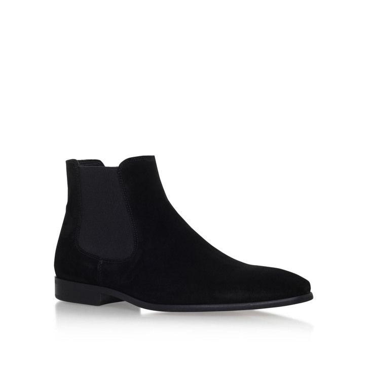 Francis Black Chelsea Boots By KG Kurt Geiger | Kurt Geiger