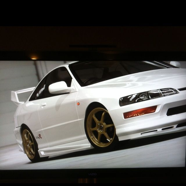 Honda Integra Type R #Rvinyl Is All About The #Acura