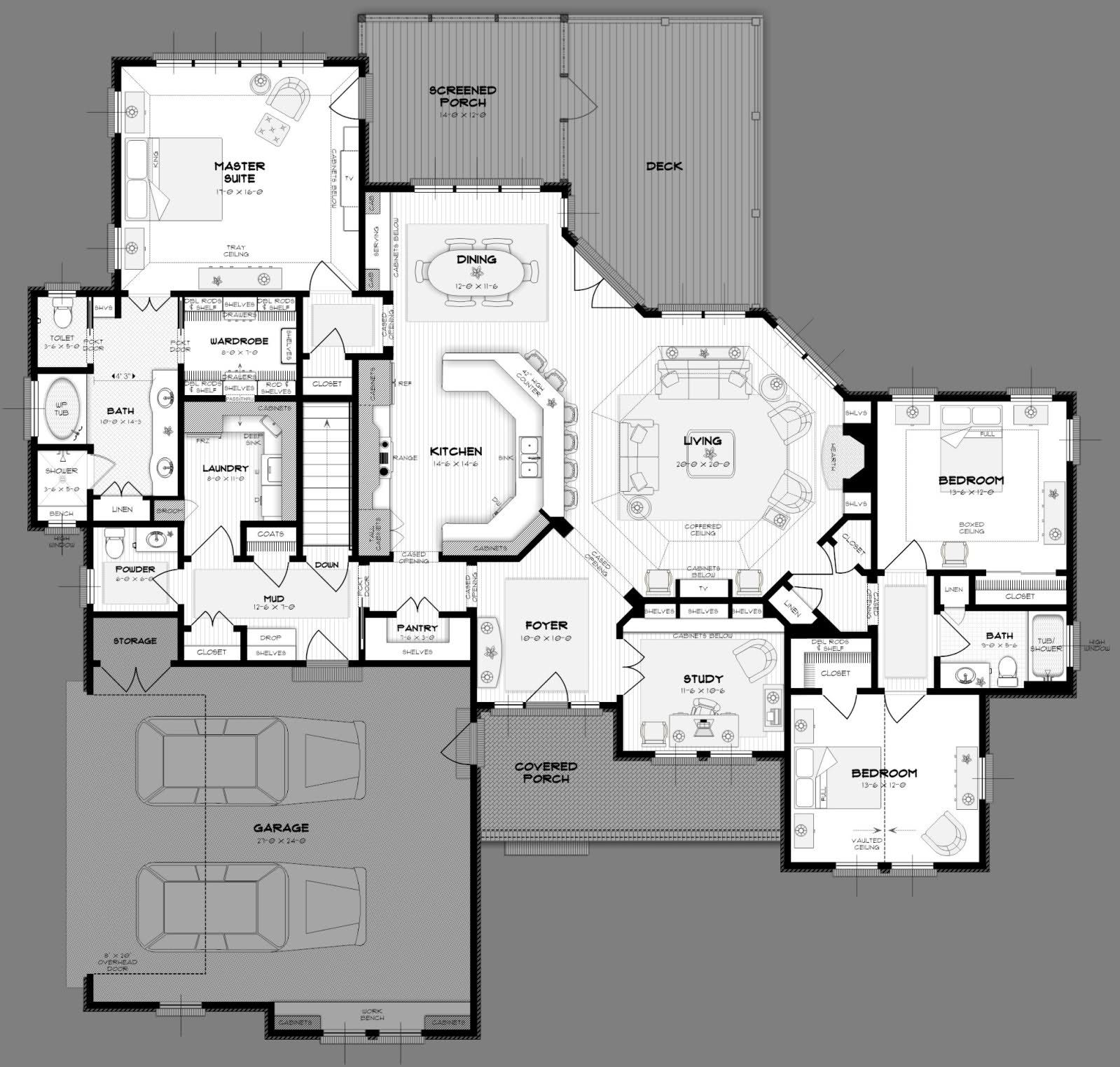 Summerfield Design On Gardenweb Floor Plans In 2018 Pinterest Seeking Advice For A Three Way Electrical Wiring Forum