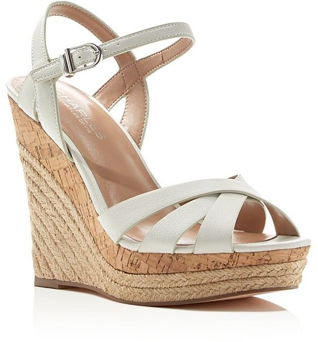 664d3022cb1 Charles by Charles David Astro Wedge Sandals - Compare at $99 ...