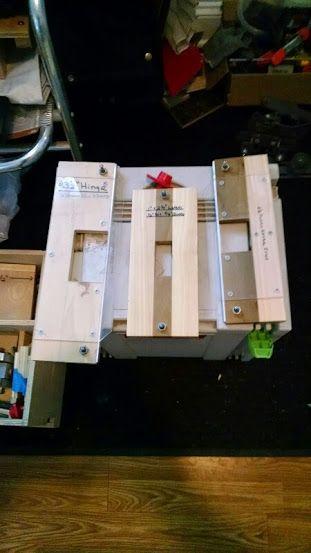 Door Latch Plate Jig Basics Jpg Door Support Jig U0026 Jig Door Latch Jigs