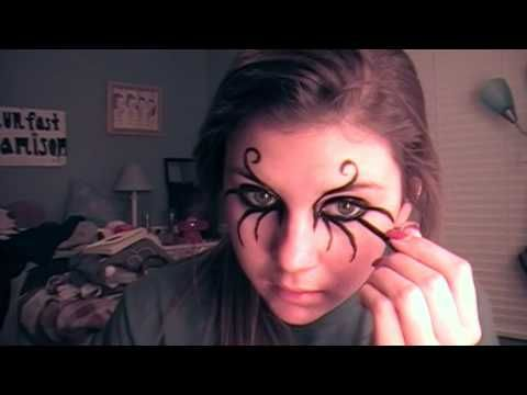 cute easy witch makeup tutorial youtube