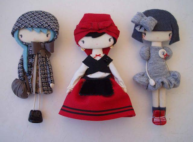 Espacio Crochet: Sago. Joyas hechas a mano.