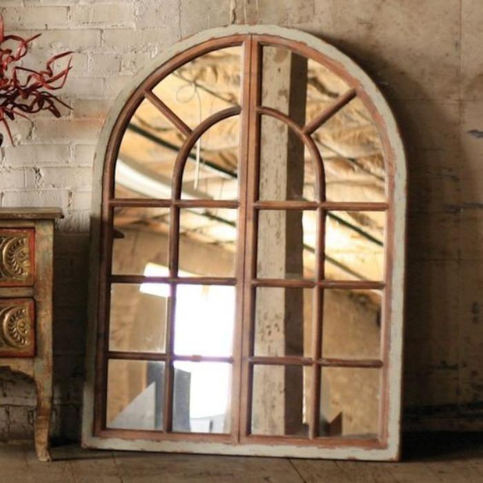 Beau Miroir Fenetre Bois Miroirs Fenetre En Bois Miroir Fenetre