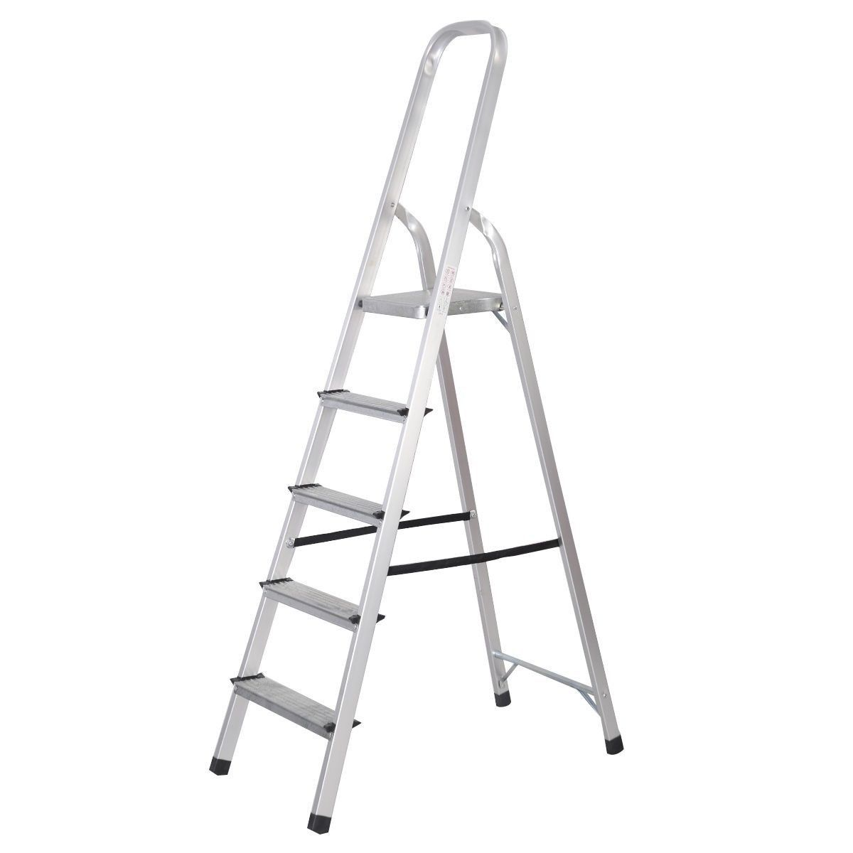 Our 5 Step Ladder With A Sturdy Construction Which Provides A Comfortable Standing Platform This Ladder Will Make A Handy Ad Step Ladders Ladder 5 Step Ladder