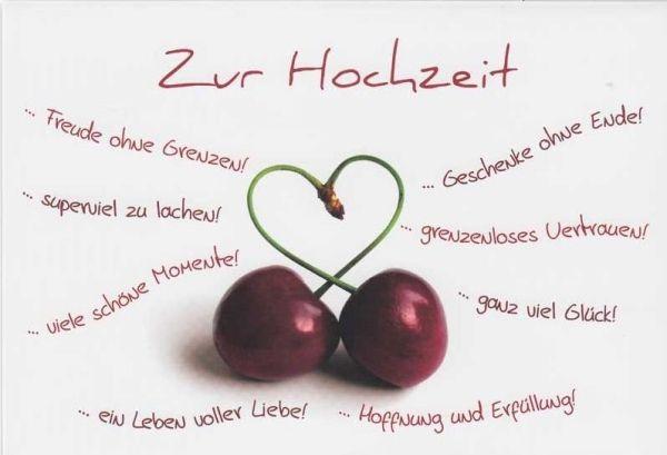 kirschen-karte-hochzeit-sprüche-idee-fest-heiraten | Gästebuch ...