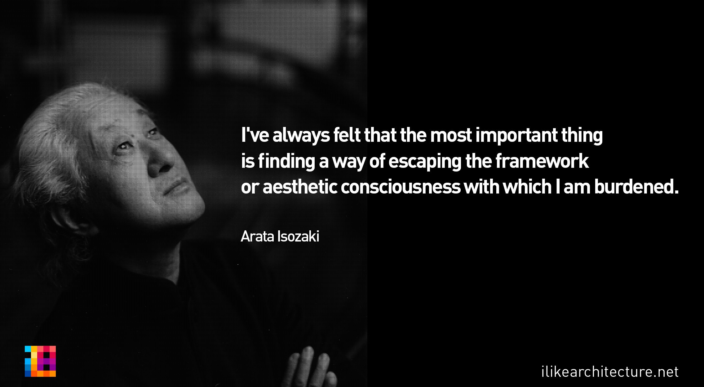 Quote by Arata Isozaki Architecture quotes, Quotes