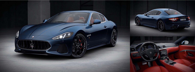 Make your dream come true w/ a custom built Maserati